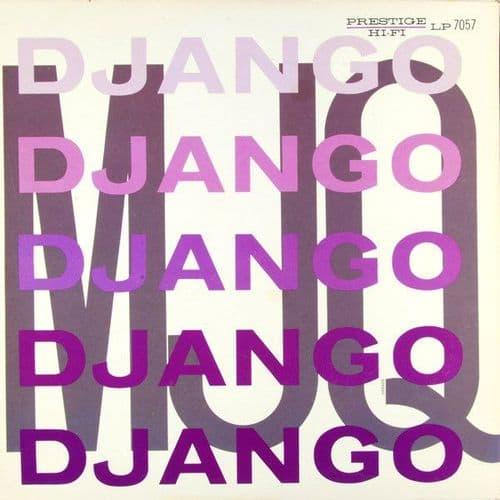 The Modern Jazz Quartet<br>Django
